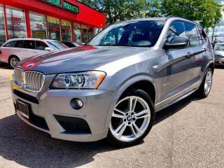 Used 2011 BMW X3 35i M for sale in London, ON