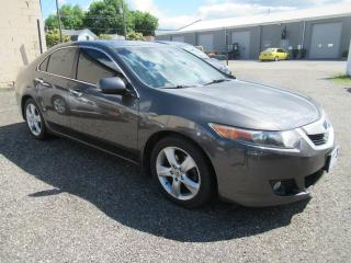 Used 2009 Acura TSX TECH PACKAGE - Certified w/ 6 Month Warranty for sale in Brantford, ON
