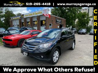 Used 2013 Honda CR-V EX 4WD for sale in Guelph, ON