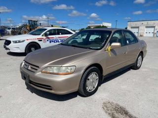 Used 2002 Honda Accord SE for sale in Innisfil, ON