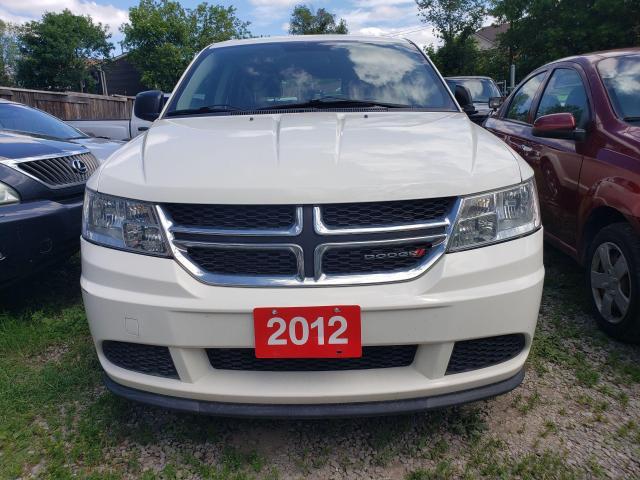 2012 Dodge Journey Canada Value Pkg