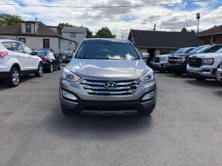 Used 2013 Hyundai Santa Fe LIMITED for sale in Hamilton, ON