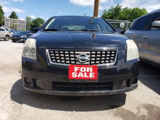 Used 2007 Nissan Sentra for sale in Scarborough, ON