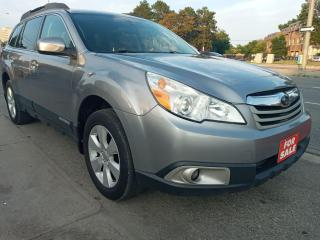 Used 2010 Subaru Outback Prem for sale in Scarborough, ON