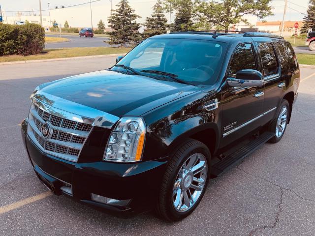 2010 Cadillac Escalade Platinum Edition Fully Equipped