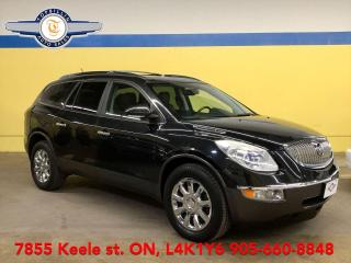 Used 2011 Buick Enclave CXL2 AWD, Leather, Roof, 2 Years Warranty for sale in Vaughan, ON