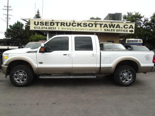 Used 2012 Ford F-250 King Ranch for sale in Ottawa, ON