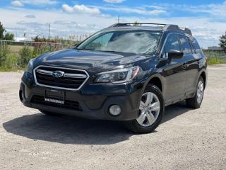 Used 2018 Subaru Outback 2.5i AWD|Reverse camera|Heated seats| for sale in Bolton, ON
