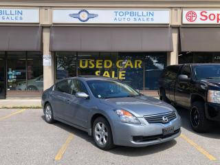 Used 2008 Nissan Altima Leather, Sunroof, 2 Years Warranty for sale in Vaughan, ON