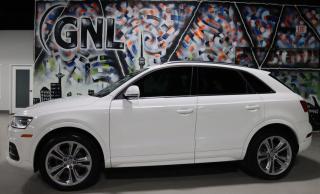Used 2017 Audi Q3 Progressiv PREMIUM PLUS for sale in Concord, ON