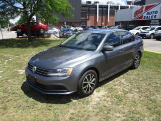 Used 2015 Volkswagen Jetta Trendline+ ~ REAR CAM ~ HEATED SEATS ~ BLUETOOTH for sale in Toronto, ON