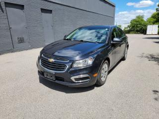 Used 2016 Chevrolet Cruze AUTO w/SUNROOF/REMOTE.STARTER & MORE! // RUNS WELL for sale in North York, ON
