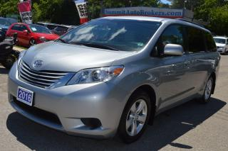 Used 2016 Toyota Sienna LE for sale in Richmond Hill, ON