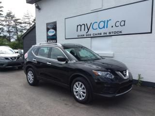 Used 2016 Nissan Rogue S BACKUP CAM, POWERGROUP, A/C!! LOW MILEAGE!! for sale in Kingston, ON