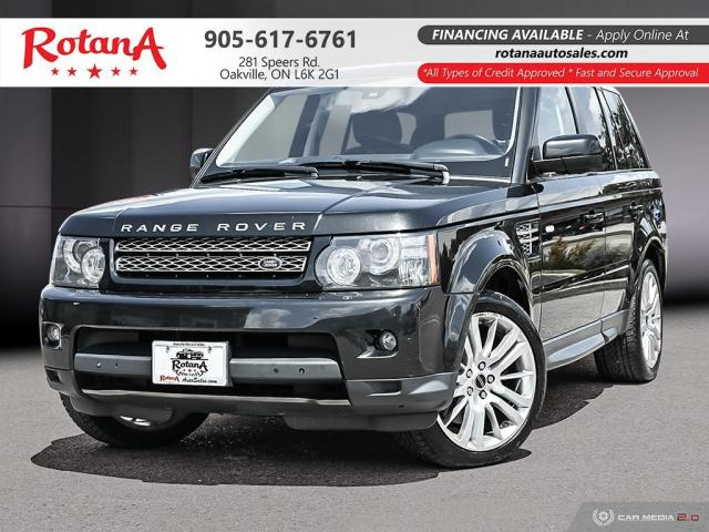 2012 Land Rover Range Rover Sport 4WD 4dr HSE LUX/NAVI/REAR CAM/SUNROOF/WARRANTY