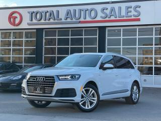 Used 2017 Audi Q7 S-LINE | PROGRESSIV | ONE OWNER | NO ACCIDENTS for sale in North York, ON