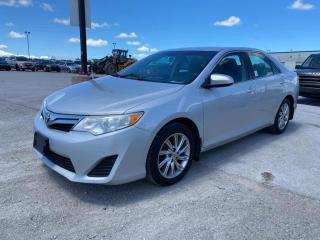 Used 2012 Toyota Camry LE for sale in Innisfil, ON