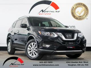 Used 2017 Nissan Rogue SV AWD/Push to Start/Navigation/Backup Cam for sale in Vaughan, ON