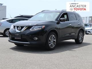 Used 2014 Nissan Rogue SL | AWD | LEATHER for sale in Ancaster, ON