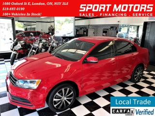 Used 2016 Volkswagen Jetta Trendline+Camera+Heated Seats+New Brakes+Alloys+AC for sale in London, ON