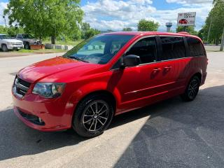 Used 2014 Dodge Grand Caravan SXT for sale in Mount Brydges, ON