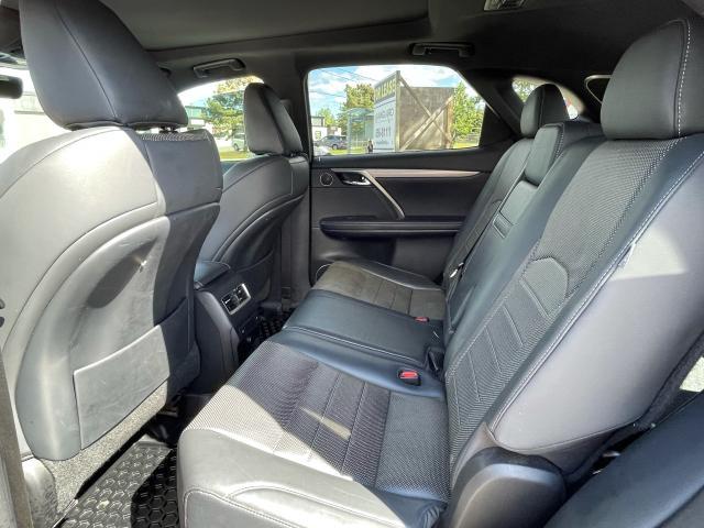 2016 Lexus RX 350 F Sport 3 Navigation /Pano Roof /HUD Photo10