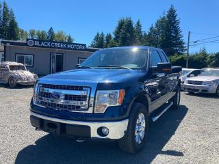 Used 2013 Ford F-150 XLT for sale in Black Creek, BC