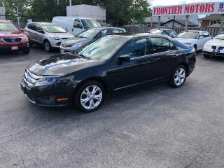 Used 2012 Ford Fusion SE for sale in Hamilton, ON