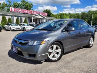 Used 2011 Honda Civic SE for sale in Oshawa, ON