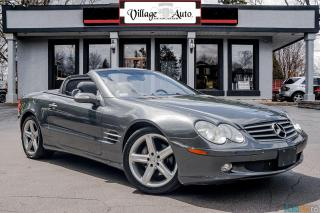 Used 2004 Mercedes-Benz SL-Class 5.0L for sale in Ancaster, ON