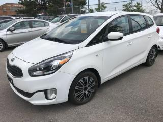 Used 2014 Kia Rondo manual ,safety+3years warranty available extra$490 for sale in Toronto, ON