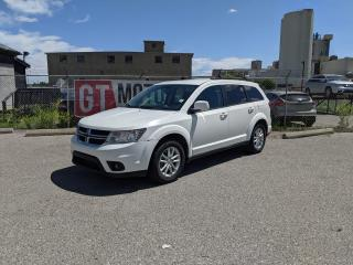 Used 2014 Dodge Journey SXTI 7 PASSENGER I  | $0 DOWN - EVERYONE APPROVED! for sale in Calgary, AB