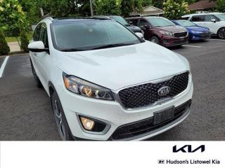 Used 2018 Kia Sorento 3.3L EX+ One Owner | Remote Start | Panoramic Sunroof | + Snow Tires for sale in Listowel, ON