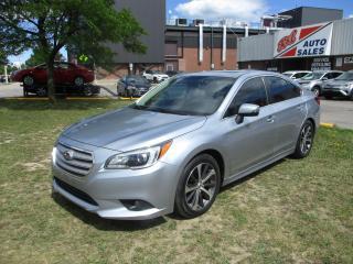 Used 2016 Subaru Legacy 3.6R w/Limited & Tech Pkg ~ EyeSight ~ NAVIGATION for sale in Toronto, ON