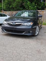 Used 2010 Subaru Impreza for sale in Mississauga, ON