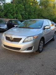 Used 2010 Toyota Corolla for sale in Mississauga, ON