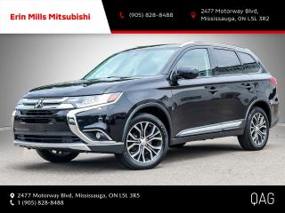 Used 2016 Mitsubishi Outlander ES AWC 5 passenger for sale in Mississauga, ON