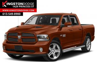 Used 2017 RAM 1500 SPORT for sale in Kingston, ON