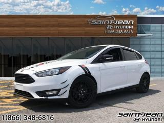 Used 2018 Ford Focus SEL // A/C + MAGS + CAMERA for sale in Saint-Jean-sur-Richelieu, QC