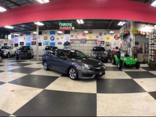 Used 2017 Honda Civic Sedan AUTO A/C BACKUP CAMERA H/SEATS BLUETOOTH for sale in North York, ON