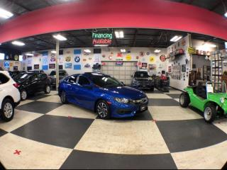 Used 2017 Honda Civic Sedan AUT0 P/SUNROOF A/C BACKUP CAMERA H/SEATS BLUETOOTH  59K for sale in North York, ON