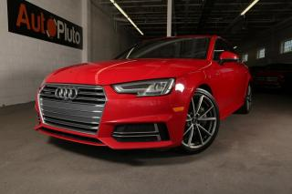 Used 2017 Audi A4 4dr Sdn Auto Technik quattro for sale in North York, ON