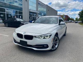 Used 2018 BMW 3 Series 330i xDrive for sale in Vaughn, ON