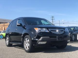 Used 2007 Acura MDX TECHNOLOGY PKG for sale in Langley, BC
