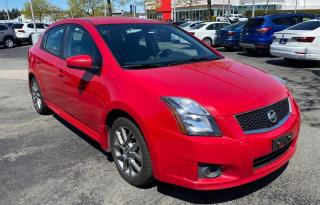 Used 2012 Nissan Sentra SE-R for sale in Langley, BC