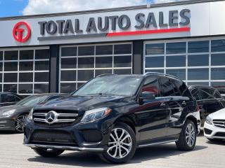 Used 2016 Mercedes-Benz GLE AMG | BRWN LEATHER | NAVI | XENON | DIESEL for sale in North York, ON