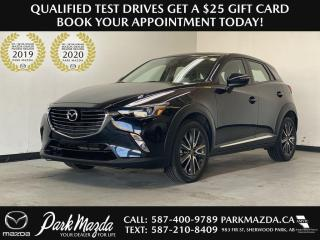 Used 2017 Mazda CX-3 GT for sale in Sherwood Park, AB