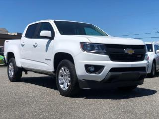 Used 2020 Chevrolet Colorado LT for sale in Langley, BC