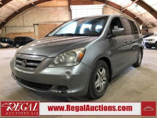 Used 2006 Honda Odyssey EX Wagon FWD for sale in Calgary, AB