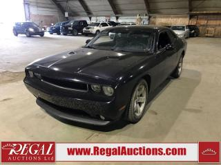 Used 2012 Dodge Challenger SXT 2D Coupe RWD for sale in Calgary, AB